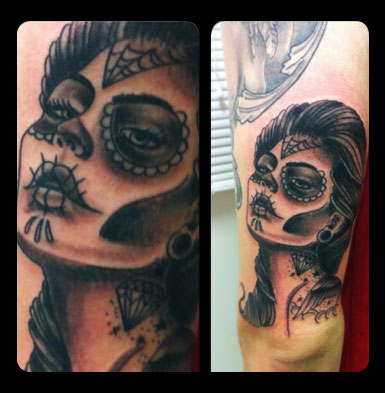smokin guns tattoo best tattoos in fayetteville